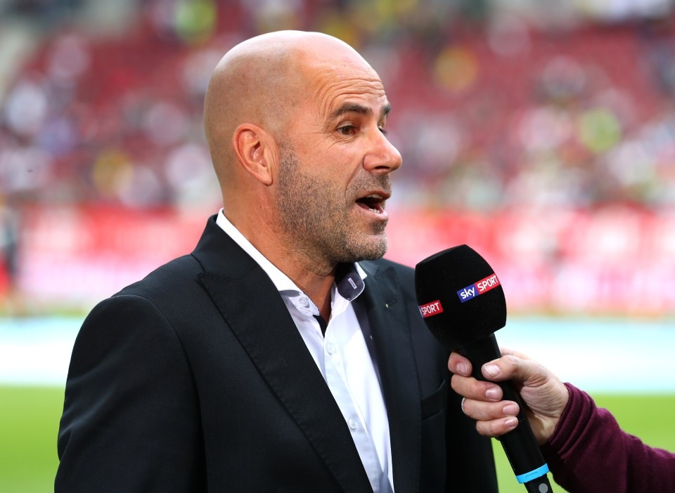 201718, 1. Bundesliga, Fussball, Fußball, GER, 1.BL, 1. BL, Herren, Saison, Sport, football, Portrait, Mikrofon - FC Augsburg - BVB