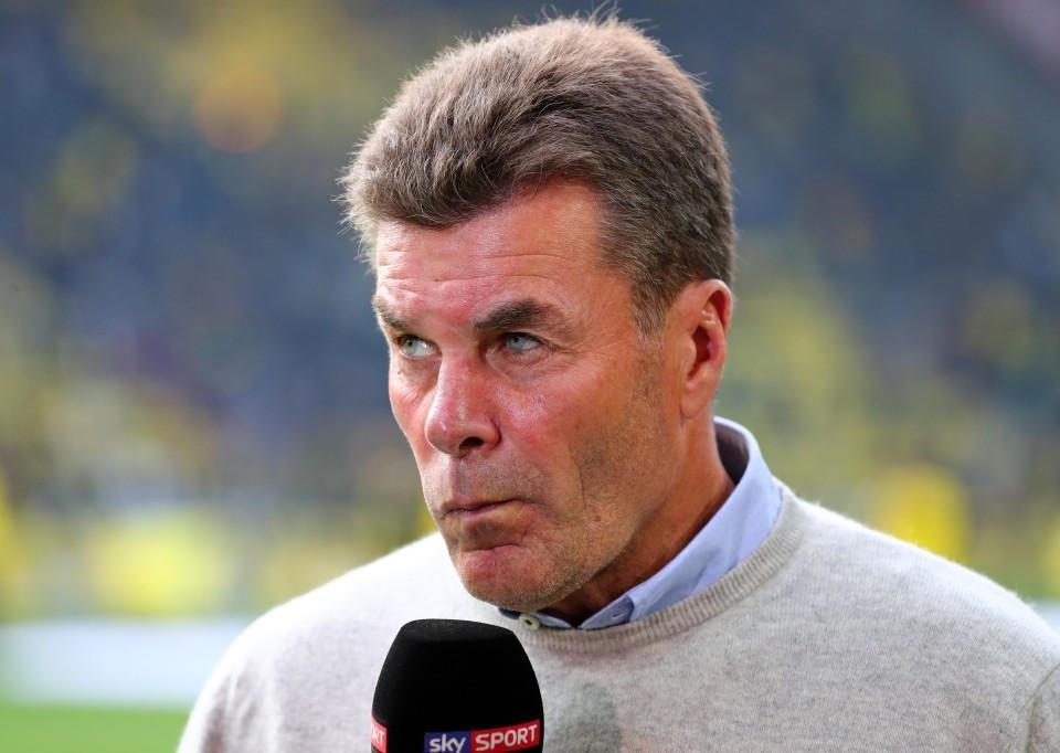 201718, 1. Bundesliga, Fussball, Fußball, GER, 1.BL, 1. BL, Herren, Saison, Sport, football, Gladbach, VfL, Mikrofon, Portrait - BVB - Borussia Mönchengladbach