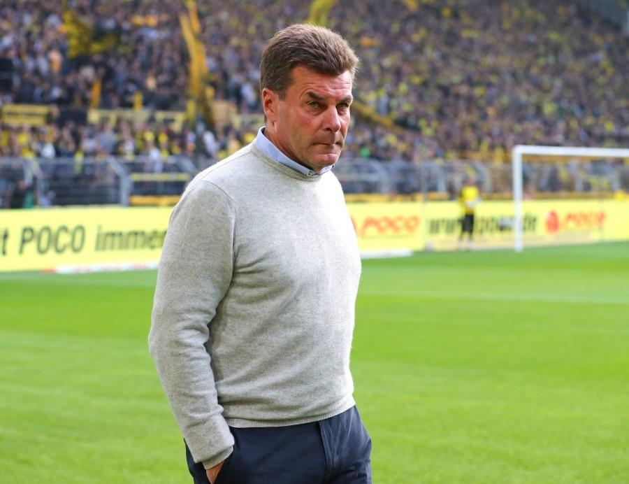201718, 1. Bundesliga, Fussball, Fußball, GER, 1.BL, 1. BL, Herren, Saison, Sport, football, Gladbach, VfL, Halbfigur, halbe Figur, Halbkoerper - BVB - Borussia Mönchengladbach