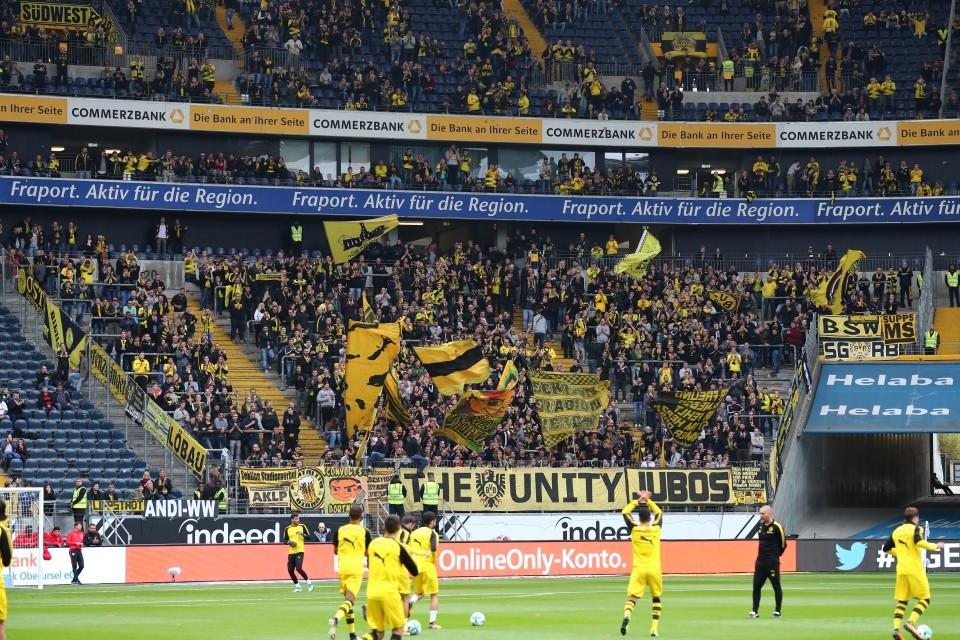 SGE, SG, Eintracht, Frankfurt, Sportgemeinde, Unentschieden, 1. Bundesliga, Hinrunde, Saison 201718, Fußball, Borussia, Dortmund, BVB, 09 - Eintracht Frankfurt - BVB
