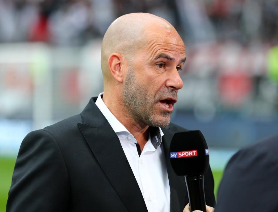 201718, 1. Bundesliga, Fussball, Fußball, GER, 1.BL, 1. BL, Herren, Saison, Sport, football, Portrait - Eintracht Frankfurt - BVB