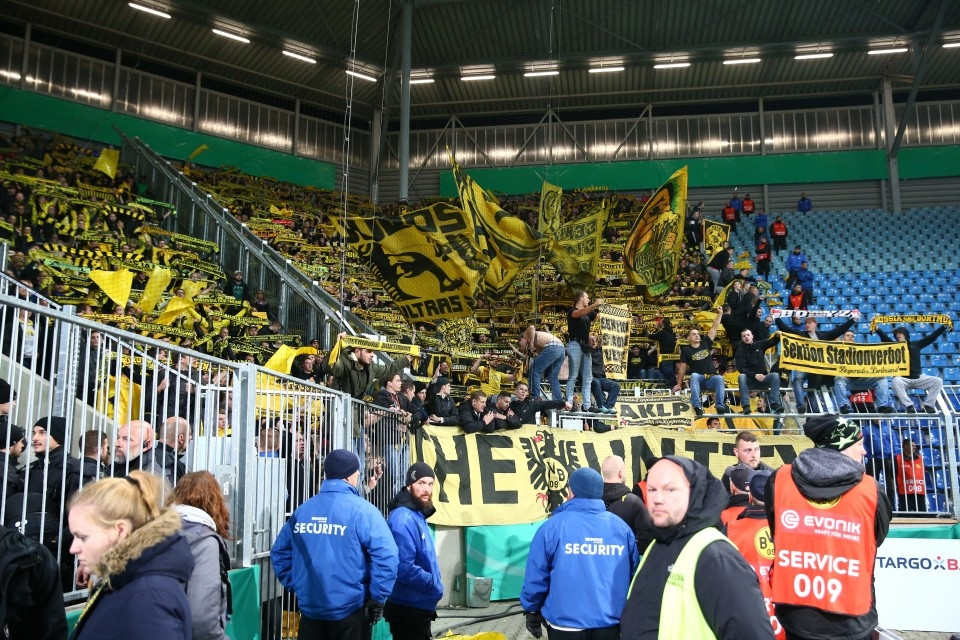 Dfb Pokal Dfb Pokal Vereinspokal 1 Fc Magdeburg Auswärtssieg
