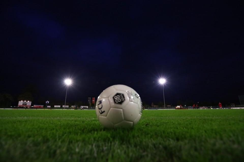 20172018, Fussball, Fußball, Herren, Saison, Sport, football, Zweitvertretung, Reserve, 4. Liga, GER, NRW, U23, Amas, Amateure, Nachholspiel - FC Wegberg-Beeck - BVB II