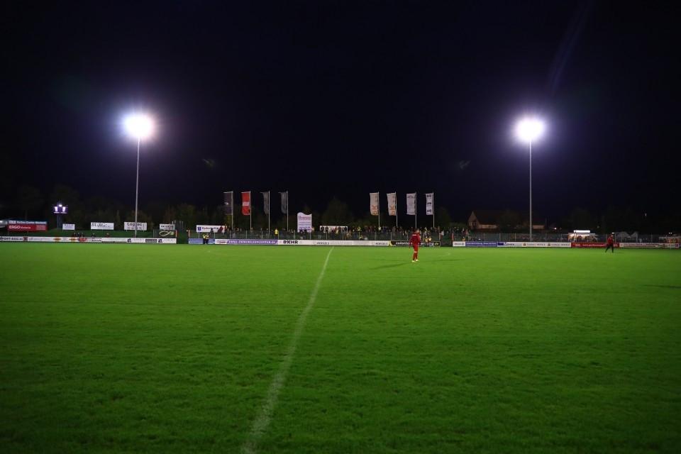 Regionalliga, West, 2. Spieltag, FC, Wegberg, Beeck, 1920, II, U23, Zweitvertretung, Zweite, Zwote, Amateure, Amas, Saison 201718, Fußball, Borussia, Dortmund, BVB, 09 - FC Wegberg-Beeck - BVB II