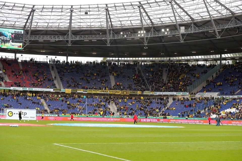 Hannover, 96, 1. Bundesliga, 10. Spieltag, Auswärtsniederlage, Saison 201718, Fußball, Borussia, Dortmund, BVB, 09 - Hannover 96 - BVB