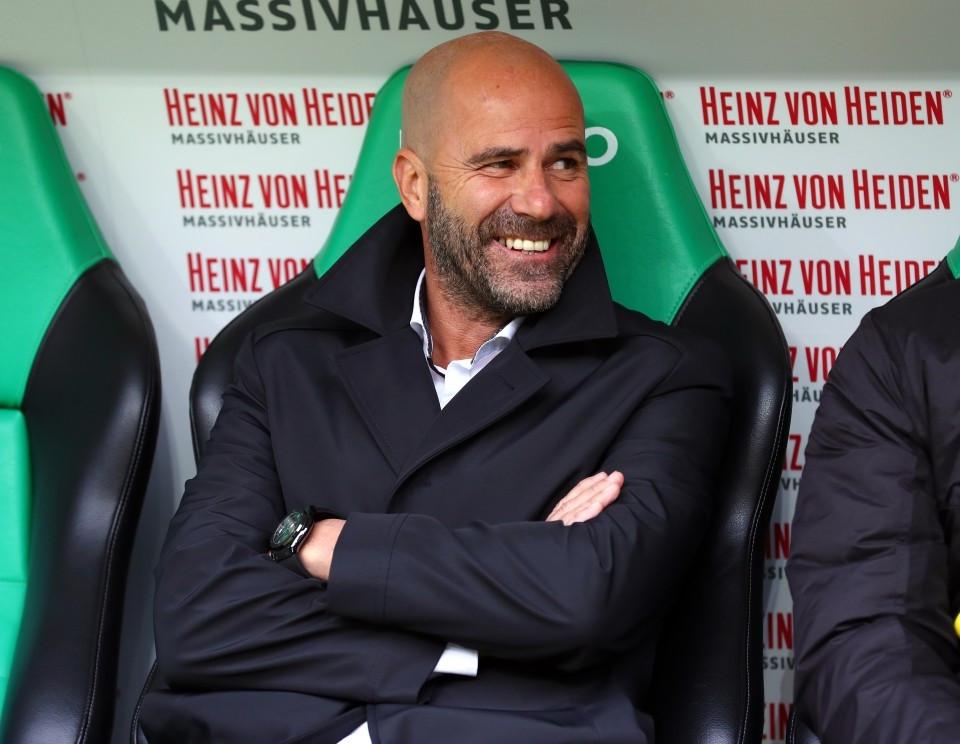 Der neue Bosz in der Borussia-WG