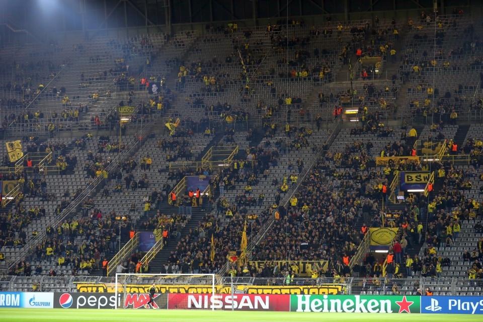 UEFA, Champions, League, Vorrunde, 4. Spieltag, Apoel, FC, Nikosia, Nicosia, Gruppenphase, Unentschieden, Heimspiel, Saison 201718, Fußball, Borussia, Dortmund, BVB, 09 - BVB - Apoel Nikosia