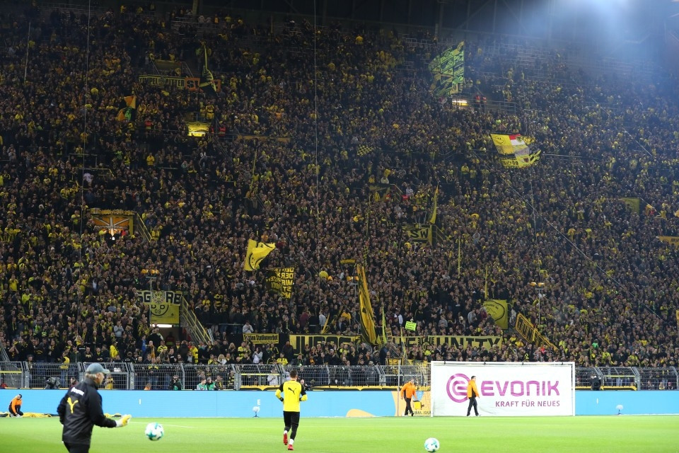 Niederlage, FCB, FC, Bayern, München, 1. Bundesliga, Hinrunde, 11. Spieltag, Heimspiel, Saison 201718, Fußball, Borussia, Dortmund, BVB, 09 - BVB - FC Bayern München