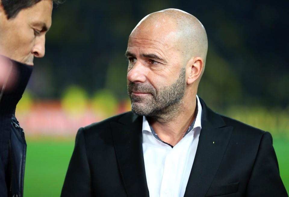201718, 1. Bundesliga, Fussball, Fußball, GER, 1.BL, 1. BL, Herren, Saison, Sport, football, Portrait - BVB - FC Bayern München
