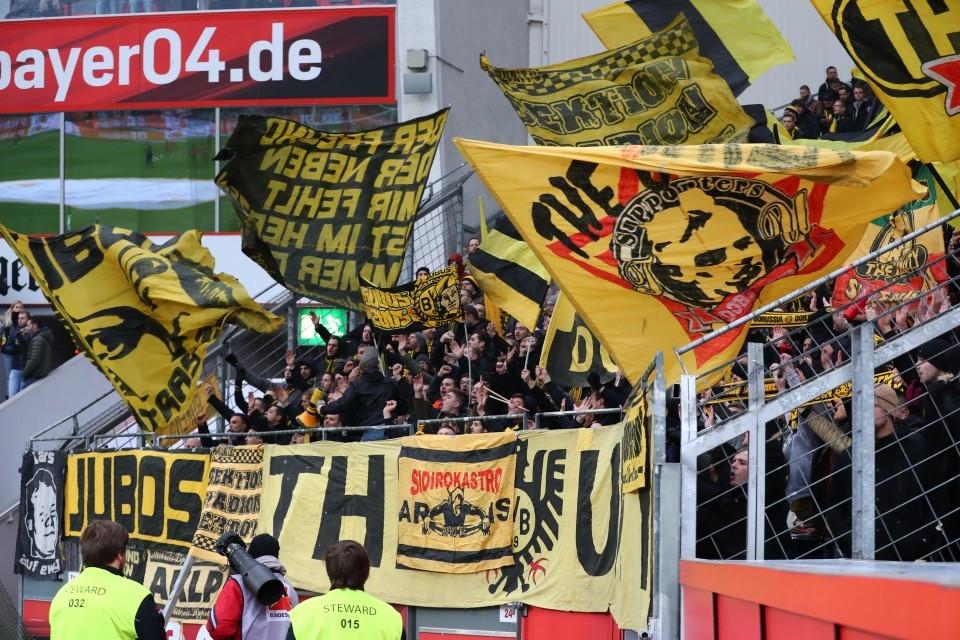 1. Bundesliga, Hinrunde, 14. Spieltag, Bayer, 04, Leverkusen, B04, LEV, Unentschieden, Saison 201718, Fußball, Borussia, Dortmund, BVB, 09 - Bayer 04 Leverkusen - BVB