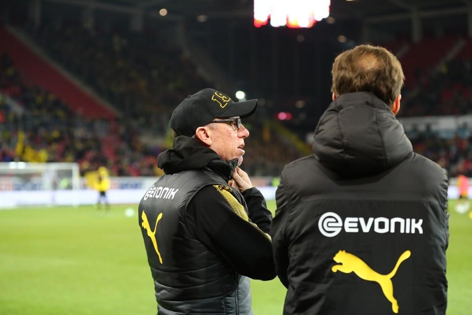 16. Spieltag, Auswärtsspiel, Auswärtssieg, 1. FSV, Mainz, 05, M05, 1. Bundesliga, Hinrunde, Saison 201718, Fußball, Borussia, Dortmund, BVB, 09 - 1. FSV Mainz 05 - BVB