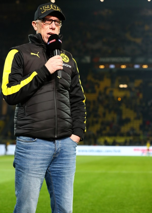 201718, 1. Bundesliga, Fussball, Fußball, GER, 1.BL, 1. BL, Herren, Saison, Sport, football, Halbfigur, halbe Figur, Halbkoerper - BVB - TSG Hoffenheim
