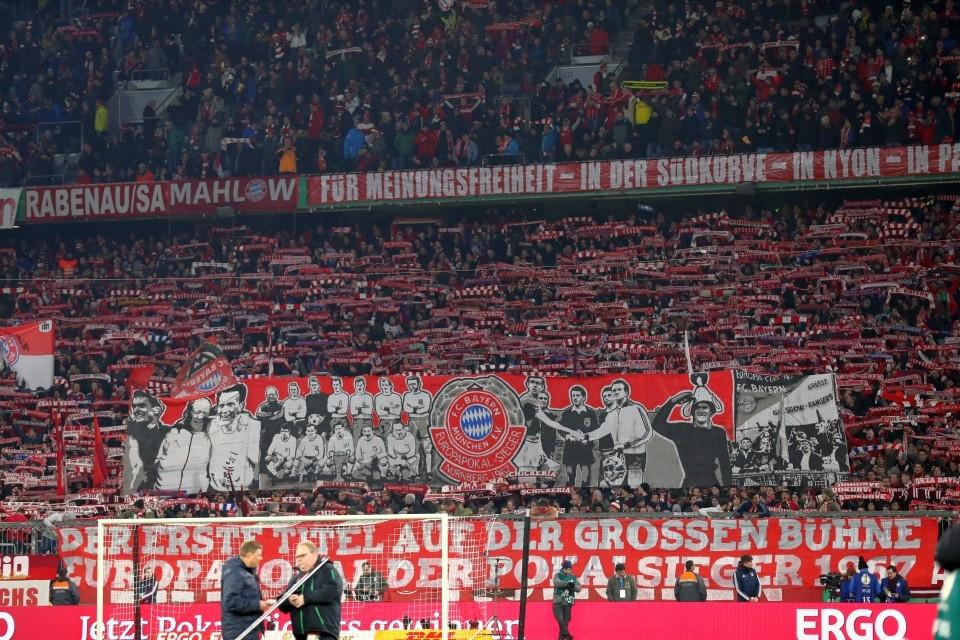 DFB, Pokal, Vereinspokal, 3. Runde, Achtelfinale, Auswärtsspiel, Auswärtsniederlage, FCB, FC, Bayern, München, Saison 201718, Fußball, Borussia, Dortmund, BVB, 09 - FC Bayern München - BVB