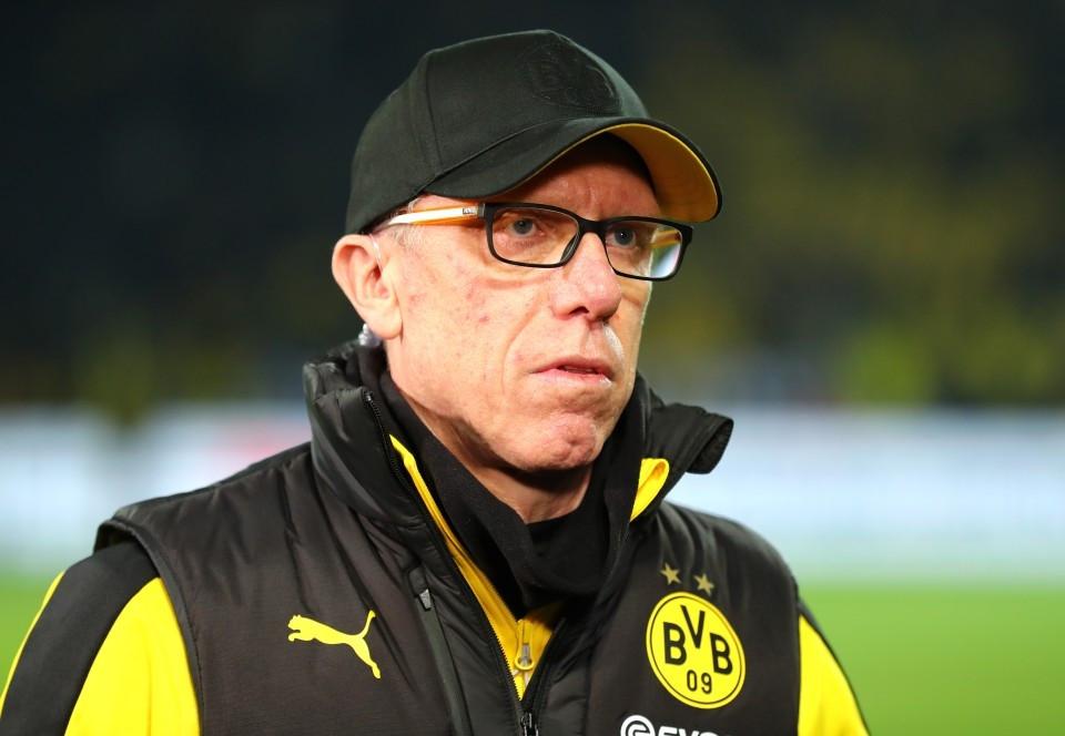 201718, 1. Bundesliga, Fussball, Fußball, GER, 1.BL, 1. BL, Herren, Saison, Sport, football, Portrait - BVB - VfL Wolfsburg