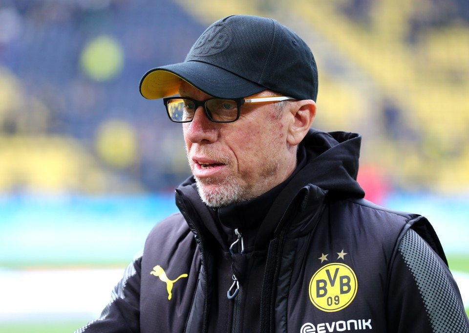 201718, 1. Bundesliga, Fussball, Fußball, GER, 1.BL, 1. BL, Herren, Saison, Sport, football, Portrait - BVB - SC Freiburg