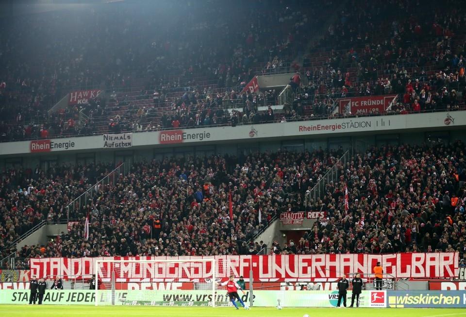 21. Spieltag, Auswärtssieg, 1. FC, Köln, KOE, 1. Bundesliga, Rückrunde, Saison 201718, Fußball, Borussia, Dortmund, BVB, 09 - 1. FC Köln - BVB