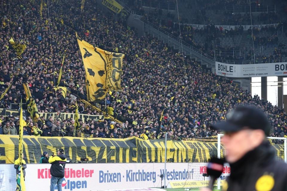 22. Spieltag, 1. Bundesliga, HSV, Hamburg, Hamburger, SV, Rückrunde, Saison 201718, Fußball, Borussia, Dortmund, BVB, 09 - BVB - HSV