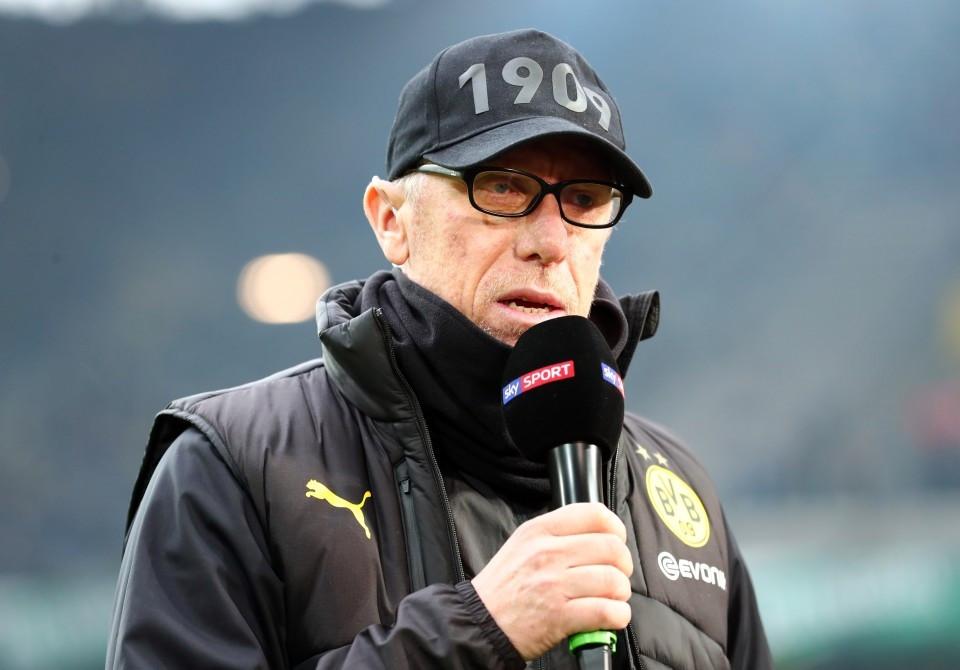 201718, 1. Bundesliga, Fussball, Fußball, GER, 1.BL, 1. BL, Herren, Saison, Sport, football, HSV, Portrait, Mikrofon - BVB - HSV