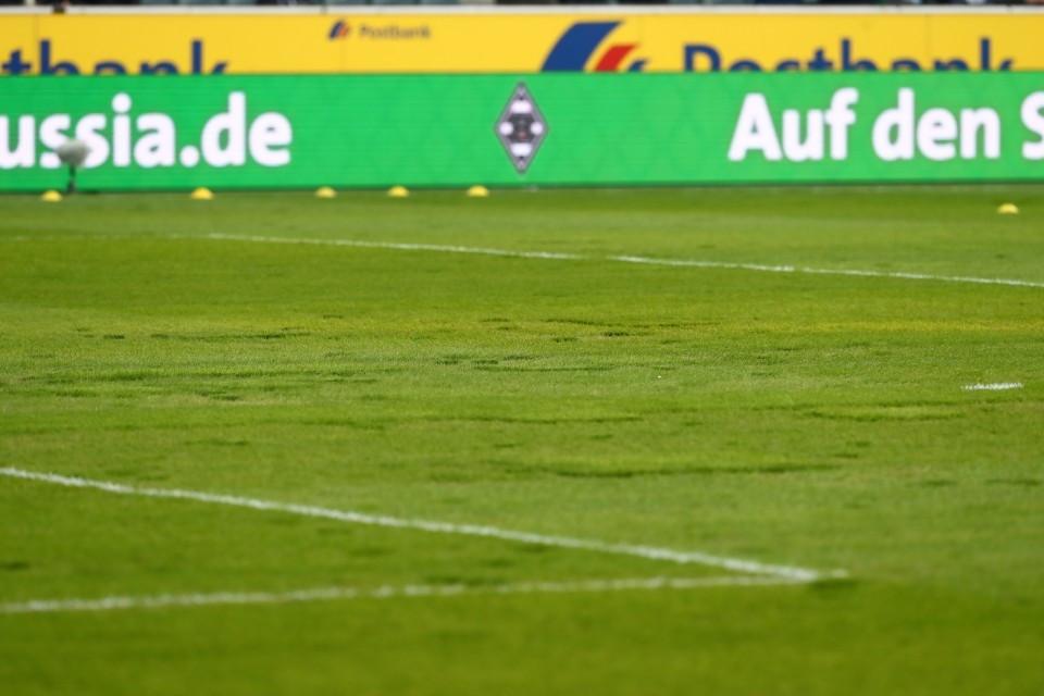201718, 1. Bundesliga, Fussball, Fußball, GER, 1.BL, 1. BL, Herren, Saison, Sport - Borussia Mönchengladbach - BVB