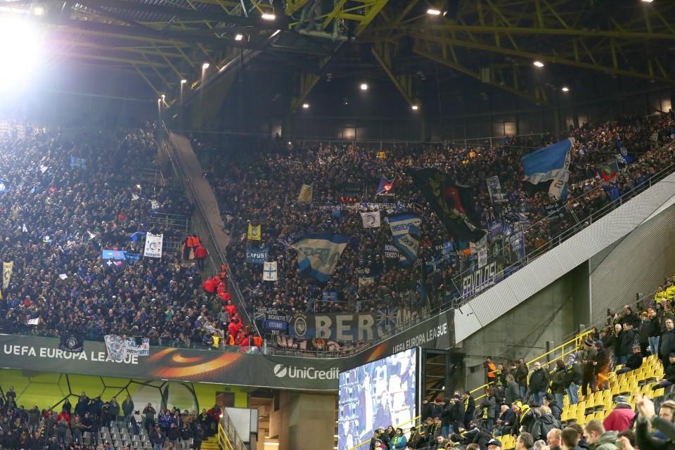 ATA, Atalanta, Bergamo, Hinspiel, Sechzehntelfinale, Euro, League, Saison 201718, Fußball, Borussia, Dortmund, BVB, 09 - BVB - Atalanta Bergamo