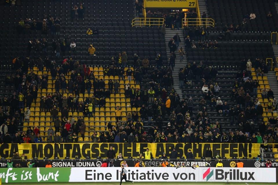 BVB gegen den FC Augsburg