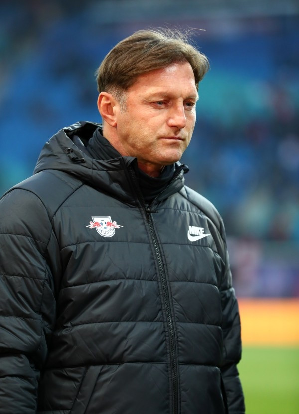 201718, 1. Bundesliga, Fussball, Fußball, GER, 1.BL, 1. BL, Herren, Saison, Sport, football, Halbfigur, halbe Figur, Halbkoerper - Leipzig - BVB