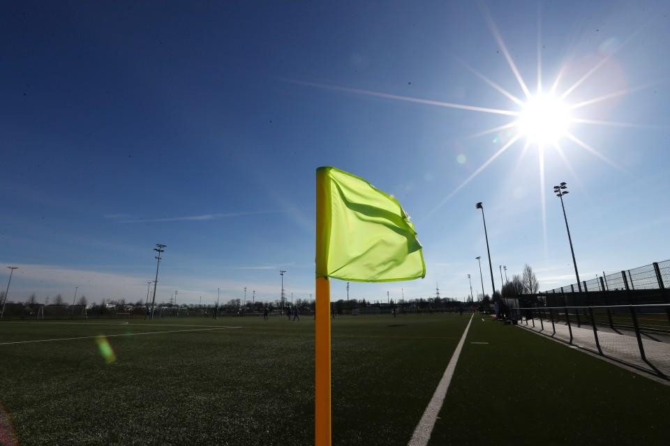 1718, Fussball, Fußball, Herren, Saison, Sport, football, Zweitvertretung, Reserve, 4. Liga, GER, NRW, U23, Amas, Amateure - BVB II - Westfalia Herne