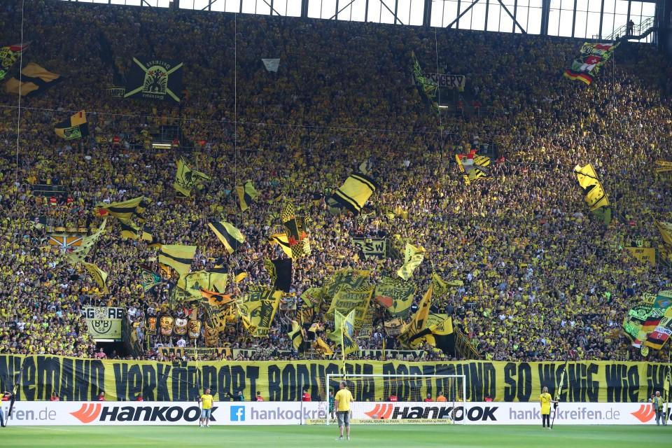 """""""Niemand verkörpert Borussia Dortmund so wenig wie ihr!"""""""