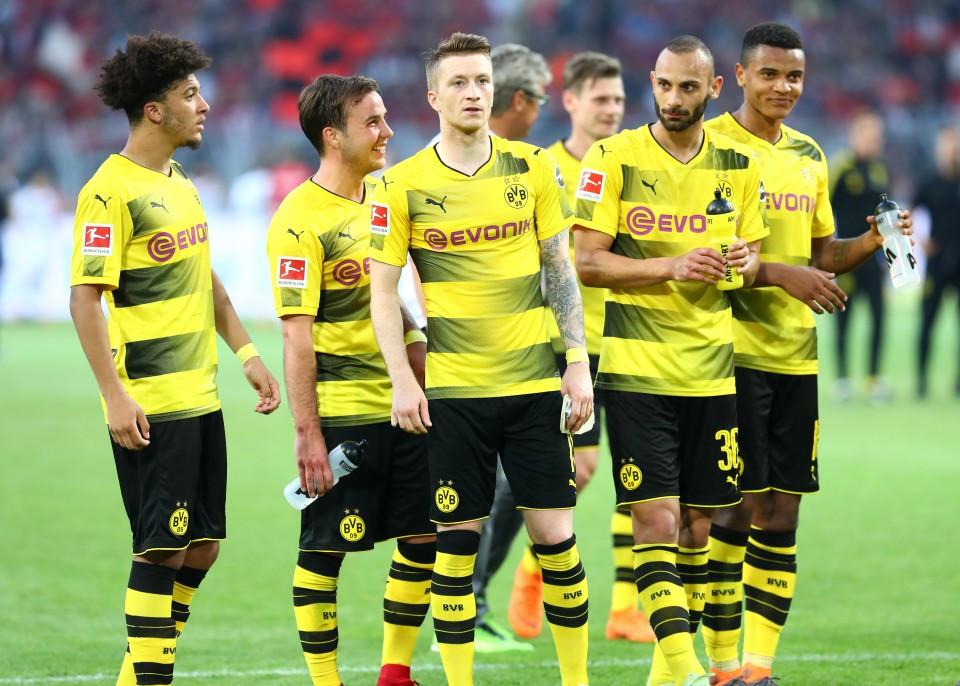 Trotz guter Leistung wurde die Mannschaft nach dem Leverkusen-Spiel weggeschickt.