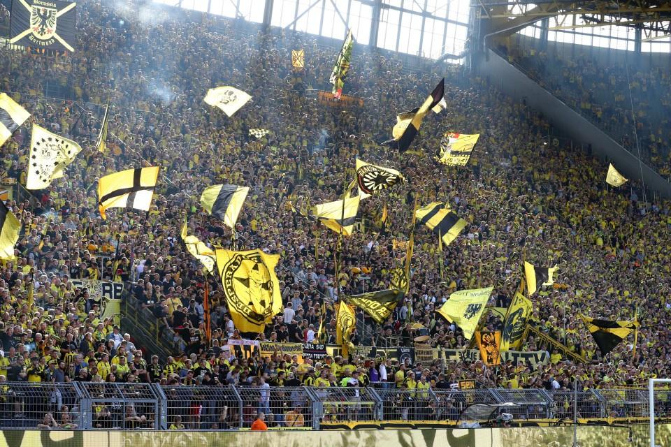 Heimspiel, Heimsieg, 1. Bundesliga, Hinrunde, FCA, FC, Augsburg, 1907, 2018-2019, Saison, 201819, Fußball, Borussia, Dortmund, BVB, 09 - BVB - FC Augsburg