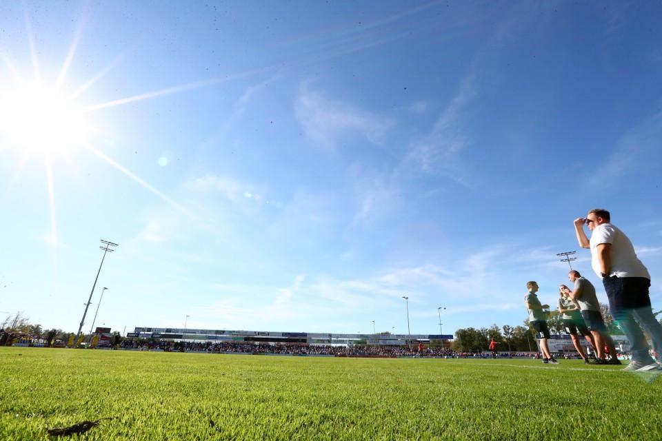 II, U23, Amateure, Zweite, Zweitvertretung, Auswärtsspiel, Auswärtsniederlage, 13. Spieltag, SVL, SV, Lippstadt, 08, Hinrunde, 2018-2019, Saison, 201819, Fußball, Borussia, Dortmund, BVB, 09 - SV Lippstadt - BVB II