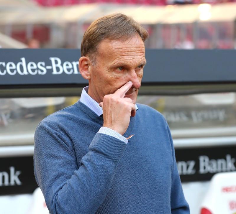 201819, 1. Bundesliga, Fussball, Fußball, GER, 1.BL, 1. BL, Herren, Saison, Sport, football, Halbfigur, halbe, Figur, Halbkörper, Gestik, Handbewegung - VfB Stuttgart - BVB