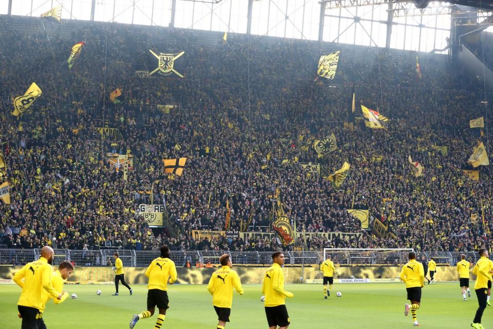 9. Spieltag, Heimspiel, Hertha, BSC, Berlin, Berliner, Sportclub, 1. Bundesliga, Hinrunde, 2018-2019, Saison, 201819, Fußball, Borussia, Dortmund, BVB, 09 - BVB - Hertha BSC