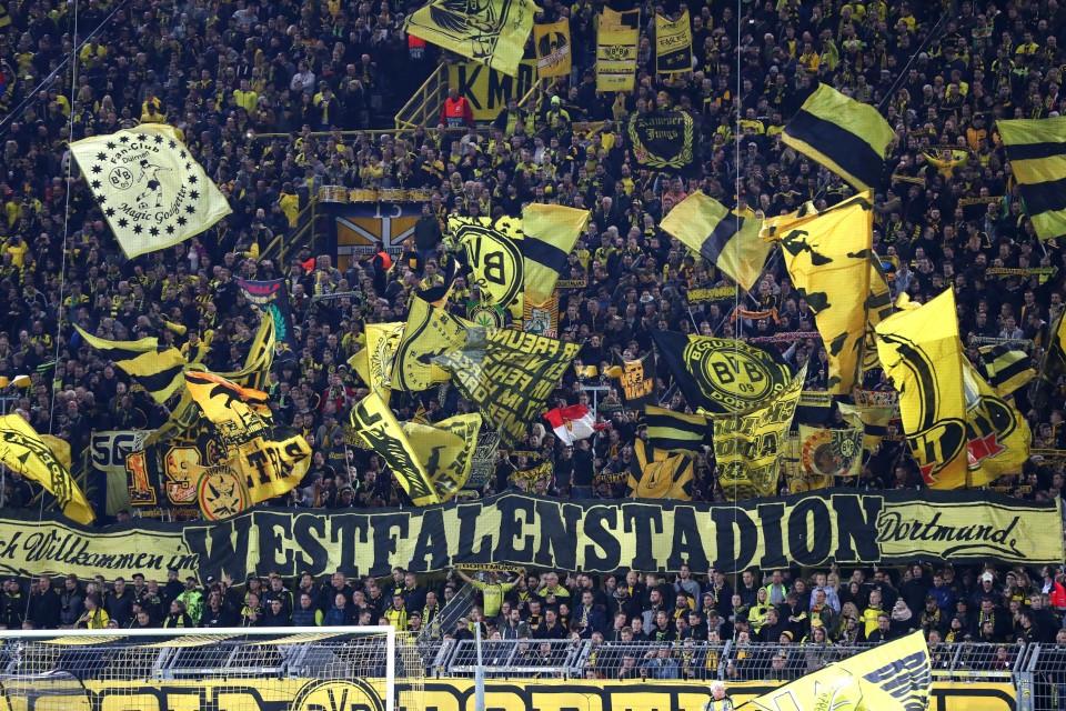 Club, Atlético, Atletico, Madrid, Vorrunde, Gruppenphase, Heimsieg, Champions, League, UCL, 3. Spieltag, Heimspiel, 2018-2019, Saison, 201819, Fußball, Borussia, Dortmund, BVB, 09 - BVB - Atletico Madrid