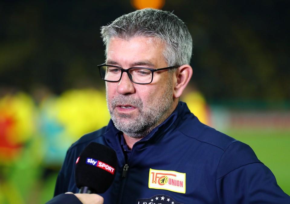 20182019, Vereinspokal, Fussball, Fußball, GER, Herren, Saison, Sport, football, Portrait - BVB - 1. FC Union Berlin