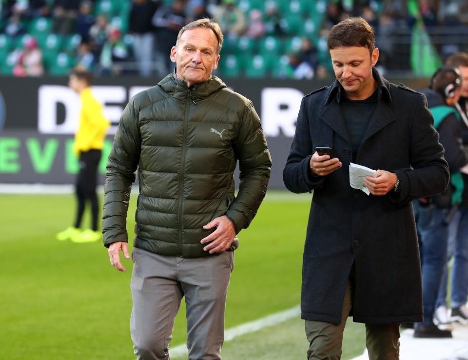 201819, 1. Bundesliga, Fussball, Fußball, GER, 1.BL, 1. BL, Herren, Saison, Sport, football, Halbfigur, halbe, Figur, Halbkörper - VfL Wolfsburg - BVB