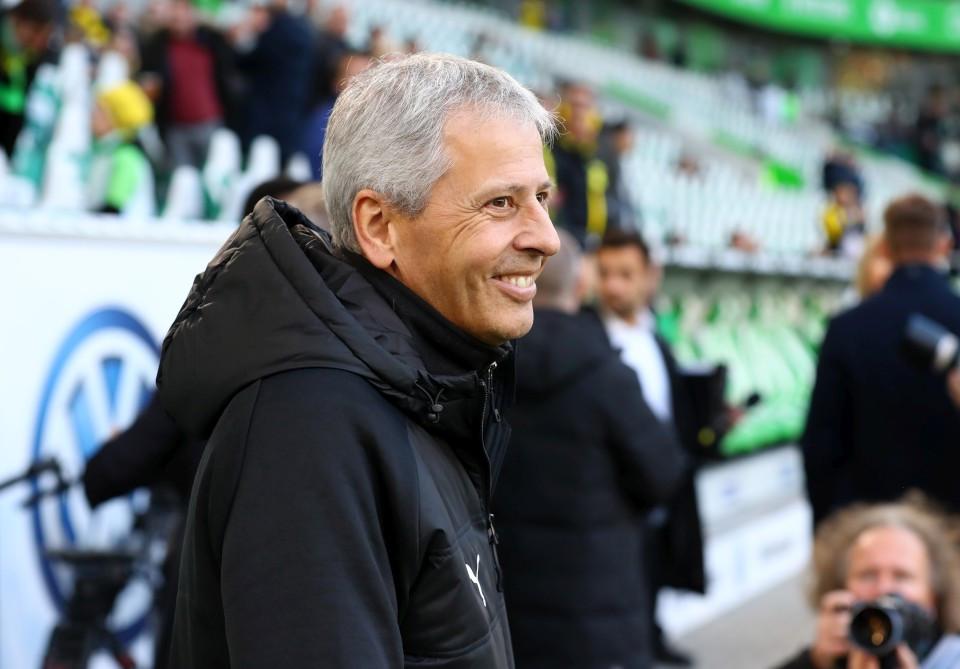 201819, 1. Bundesliga, Fussball, Fußball, GER, 1.BL, 1. BL, Herren, Saison, Sport, football, Portrait, lächeln, lachen, scherzen, Emotion, grinsen - VfL Wolfsburg - BVB