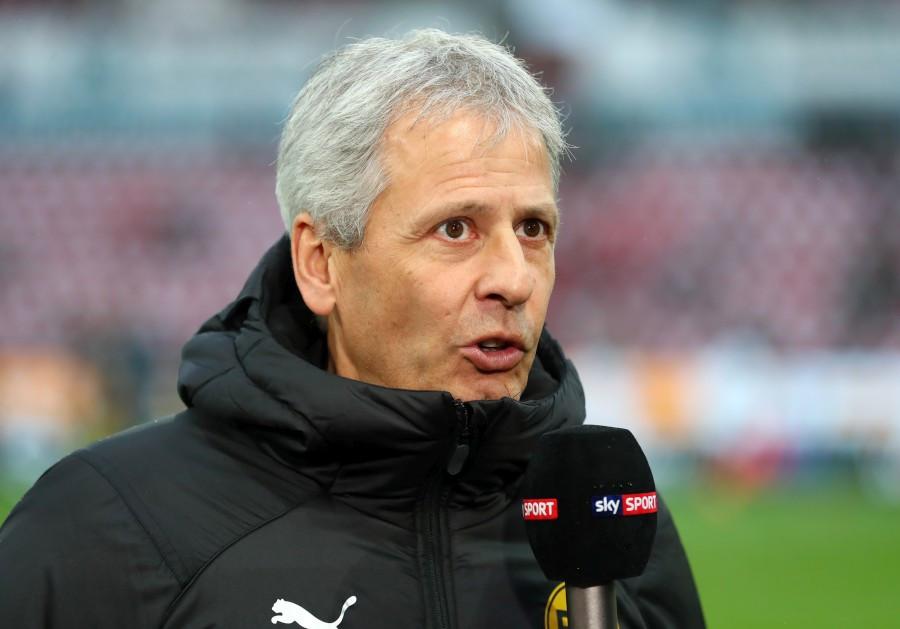 201819, 1. Bundesliga, Fussball, Fußball, GER, 1.BL, 1. BL, Herren, Saison, Sport, football, Portrait, Mikrofon - 1. FSV Mainz 05 - BVB