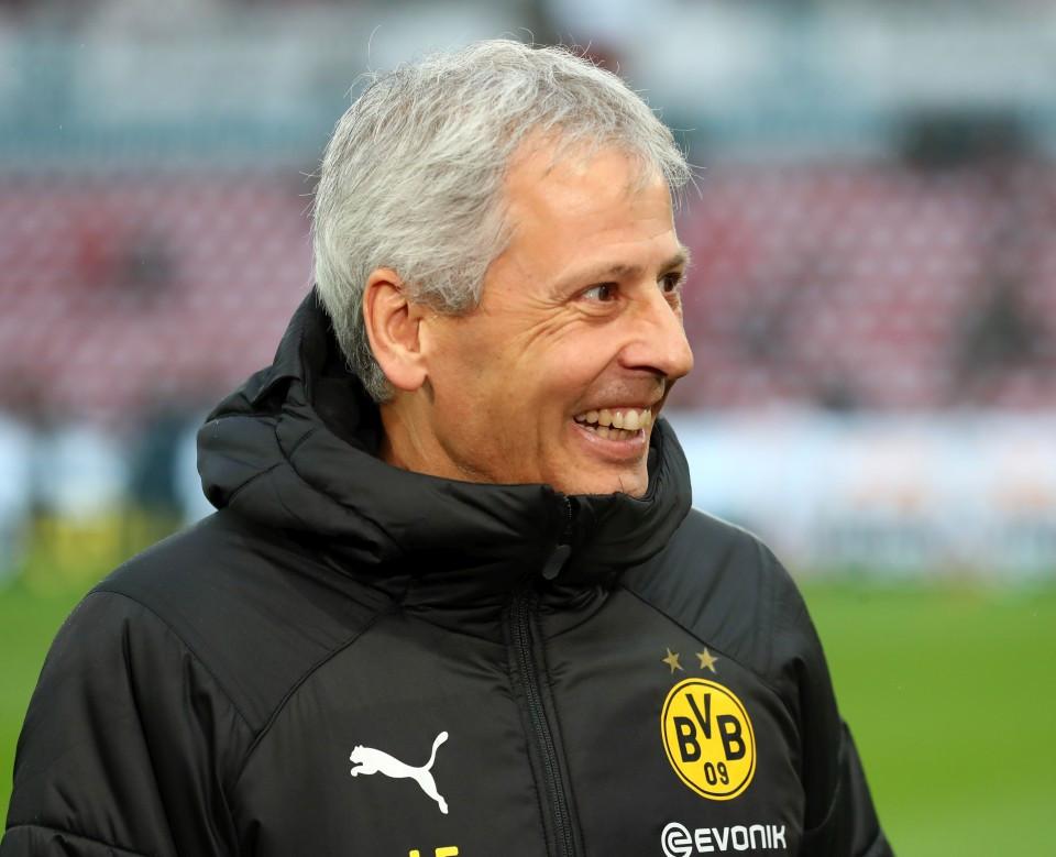 201819, 1. Bundesliga, Fussball, Fußball, GER, 1.BL, 1. BL, Herren, Saison, Sport, football, Portrait, lächeln, lachen, scherzen, Emotion, grinsen - 1. FSV Mainz 05 - BVB
