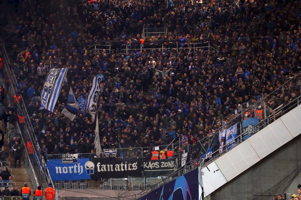 Club, Brügge, KV, Champions, League, UEFA, 5. Spieltag, unentschieden, Gruppenphase, Heimspiel, 2018-2019, Saison, 201819, Fußball, Borussia, Dortmund, BVB, 09 - BVB - Club Brügge