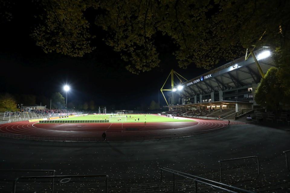 II, U23, Amas, Amateure, Zweitvertretung, Saison, 2018-19, 2018-2019, Heimspiel, Heimsieg, 12. Spieltag, Regionalliga, West, RWE, Rot, Weiss, Rot-Weiss, Essen, Fußball, Borussia, Dortmund, BVB, 09 - BVB - RW Essen