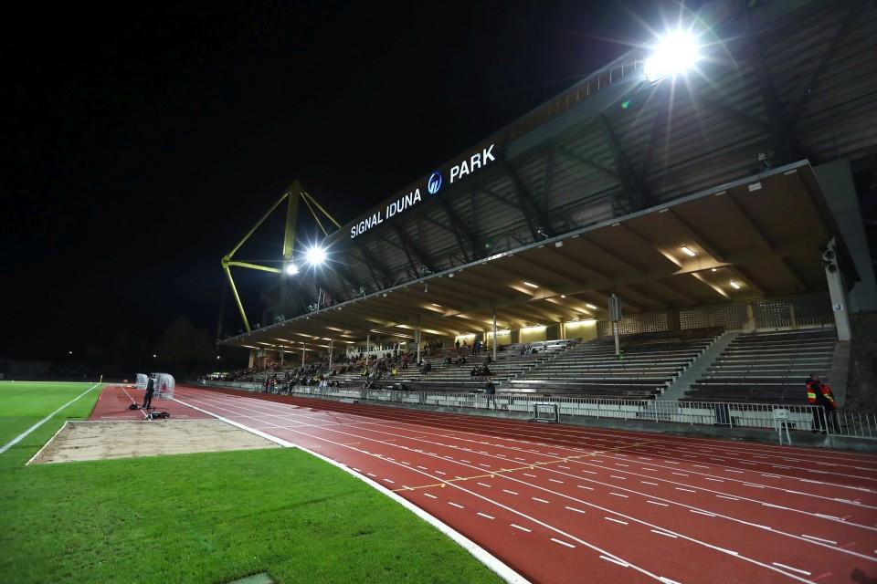 20182019, Fussball, Fußball, Herren, Saison, Sport, football, Zweitvertretung, Reserve, 4. Liga, GER, NRW, U23, Amas, Amateure - BVB - RW Essen