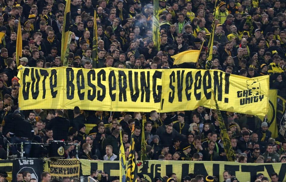 201819, 1. Bundesliga, Fussball, Fußball, GER, 1.BL, 1. BL, Herren, Saison, Sport, football - BVB - Borussia Mönchengladbach