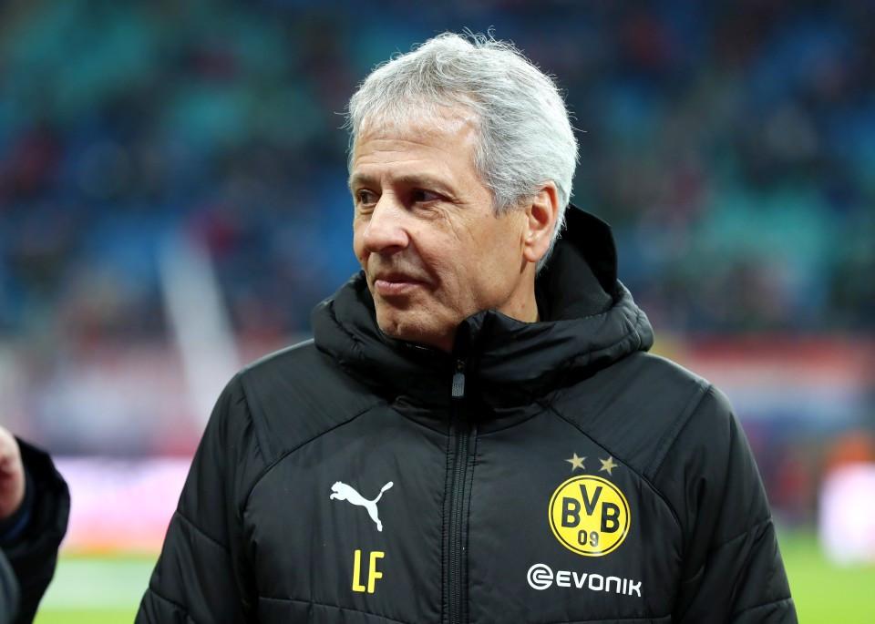 201819, 1. Bundesliga, Fussball, Fußball, GER, 1.BL, 1. BL, Herren, Saison, Sport, football, Rückrunde, Halbfigur, halbe, Figur, Halbkörper - Leipzig - BVB