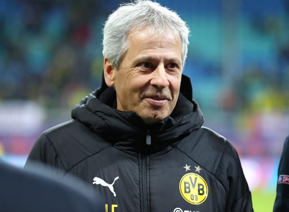 201819, 1. Bundesliga, Fussball, Fußball, GER, 1.BL, 1. BL, Herren, Saison, Sport, football, Rückrunde, Portrait - Leipzig - BVB