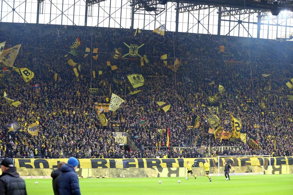 Heimspiel, Heimsieg, 19. Spieltag, H96, Hannover, Hannoversche, Sportverein, Rückrunde, 1. Bundesliga, Saison, 2018-19, 2018-2019, Fußball, Borussia, Dortmund, BVB, 09 - BVB - Hannover 96