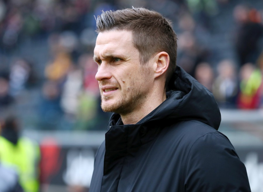 201819, 1. Bundesliga, Fussball, Fußball, GER, 1.BL, 1. BL, Herren, Saison, Sport, football, Portrait - Eintracht Frankfurt - BVB