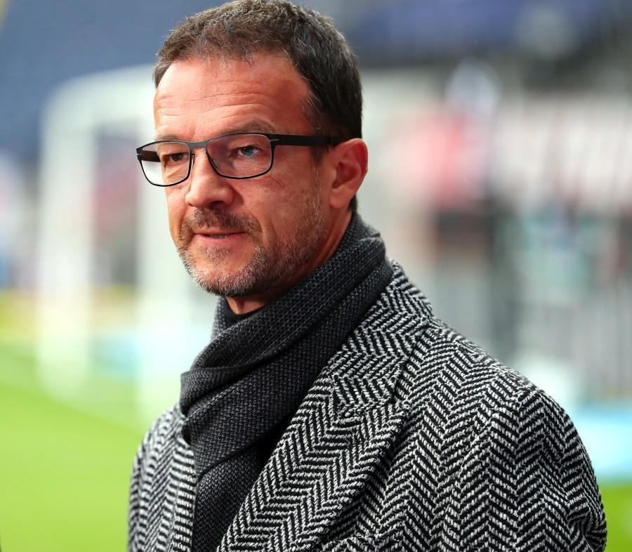 201819, 1. Bundesliga, Fussball, Fußball, GER, 1.BL, 1. BL, Herren, Saison, Sport, football, Halbfigur, halbe, Figur, Halbkörper - Eintracht Frankfurt - BVB
