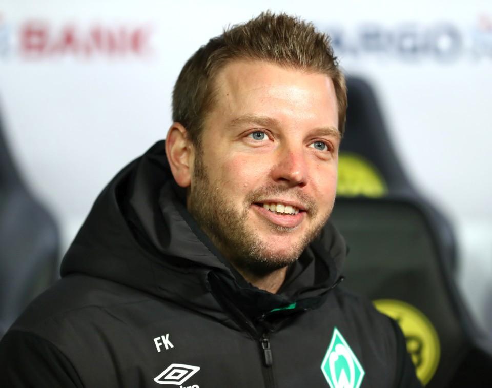 20182019, Vereinspokal, Fussball, Fußball, GER, Herren, Saison, Sport, football, Achtelfinale, Portrait, lächeln, lachen, scherzen, Emotion, grinsen - BVB - Werder Bremen