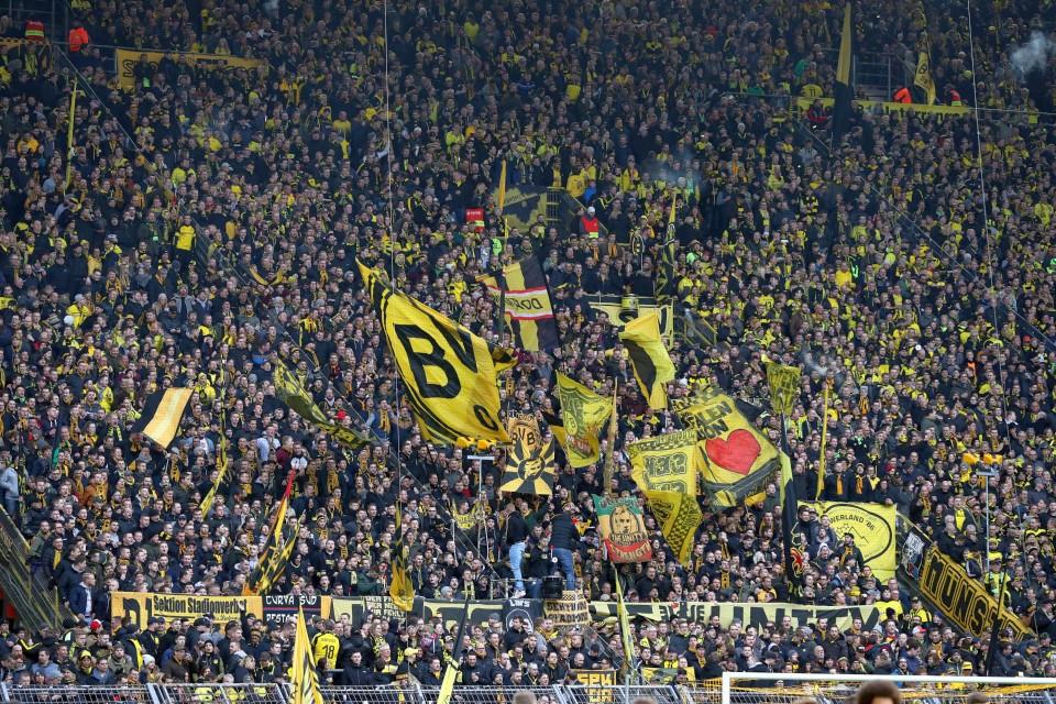 1. Bundesliga, Rückrunde, 21. Spieltag, TSG, 1899, Hoffenheim, Heimspiel, Saison, 2018-19, 2018-2019, Fußball, Borussia, Dortmund, BVB, 09 - BVB - TSG Hoffenheim